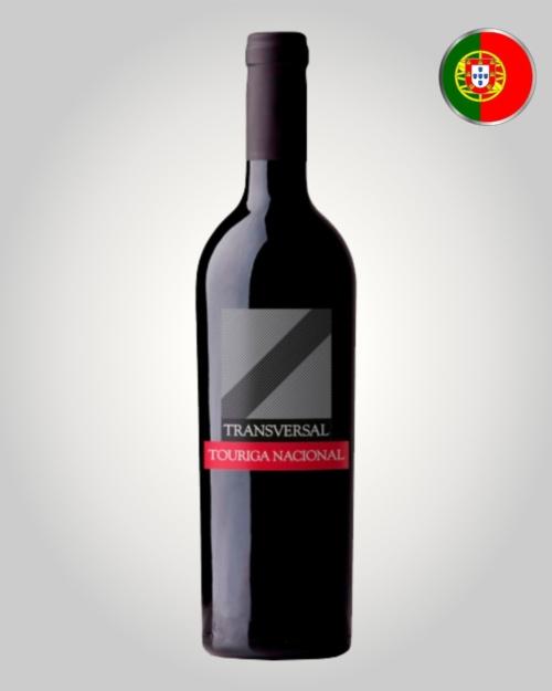 vinho tinto portugues transversal touriga nacional safra 2014