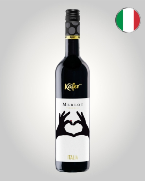 Vinho Tinto Italiano Merlot